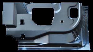 99-16 Ford SD RH Passenger's Side Super Cab Rear Door Inner Door Bottom