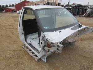 Used 11-16 Ford F-250/F-350 White Super Duty Regular Cab Shell