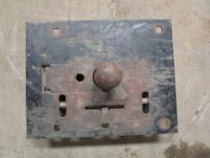 Used Atwood Turn Over ball Gooseneck Hitch