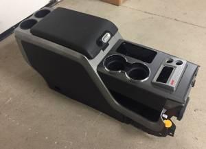 11-13 Ford F-150 SVT Raptor Crew Cab OEM Center Console Cup Holder
