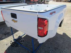 New 15-C Chevy Colorado/GMC Canyon 6' White Takeoff Truck Bed