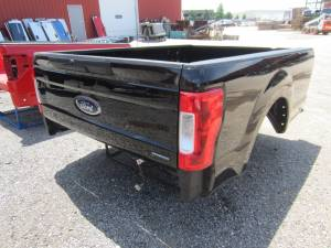 New 17-C Ford F-250/F-350 Super Duty Black 8' Long Bed Truck Bed