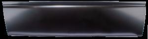 Key Parts - 02-08 Dodge Ram 1500 & 03-09 Ram 2500/3500 2 Door Lower Door Skin, LH Driver's Side