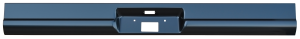 Key Parts - 67-72 Rear Roll Pan with License Plate Provision