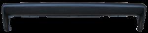 Key Parts - 87-95 Jeep Wrangler YJ Replacement Dash Pad, Black