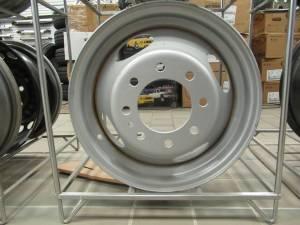 76-12 Chevy/GMC C10/C20/C30/K10/K20/K30 16 x 6  8 Lug Silver Steel Wheel