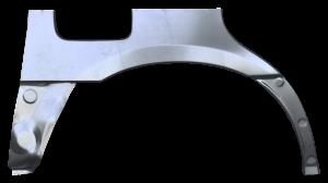 Key Parts - 00-04 Subaru Legacy Sedan/Wagon W/ Outback Rear Upper Wheel Arch, RH Passenger's Side