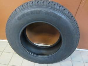 ST205/75R/15 Grand Ride Radial Trailer Tire