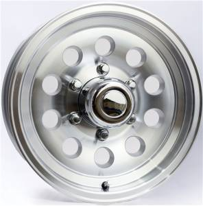 15 in. 5-Lug Mod Aluminum Trailer Wheel