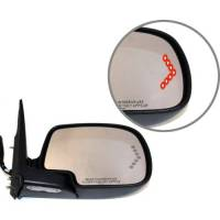 Mirrors - Chevy - Kool Vue - 03-06 CHEVY TAHOE/GMC YUKON  MIRROR RH, Pwr-Htd, No Dimmer, w/ Signal on Glass, Power Folding, w/ P