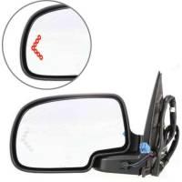 Mirrors - Chevy - Kool Vue - 03-06 CHEVY SILVERADO/GMC SIERRA MIRROR LH, Pwr-Htd, w/ Dimmer & Signal on Glass, Power Folding, w/ Memory
