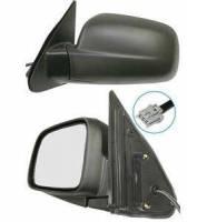 Mirrors - Honda - Kool Vue - 02-06 HONDA CR-V MIRROR LH, Power, Manual Folding, Japan Built, LX Model