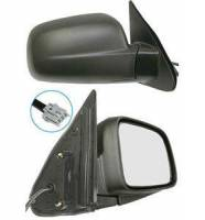 Mirrors - Honda - Kool Vue - 02-06 HONDA CR-V MIRROR RH, Power, Manual Folding, Japan Built, LX Model
