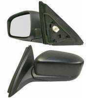 Mirrors - Honda - Kool Vue - 03-07 HONDA ACCORD MIRROR LH, Power, Heated, Manual Folding, Black, Sedan, Japan/USA Built