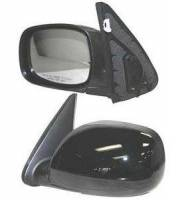 Mirrors - Toyota - Kool Vue - 01-04 TOYOTA SEQUOIA MIRROR LH, Power, Non-Heated, Foldable, Primed-Black