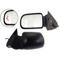 Mirrors - Chevy - Kool Vue - 03-05 CHEVY SILVERADO / GMC SIERRA PICKUP TOW MIRROR LH, Power Camper Mirror, Power Extend/Retract/Glass Tilt,