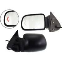 Mirrors - Chevy - Kool Vue - 03-05 CHEVY SILVERADO / GMC SIERRA PICKUP TOW MIRROR LH, Power Camper Mirror, Power Extend/Retract/Glass Tilt,