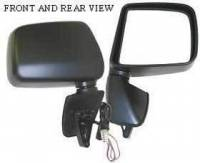 Mirrors - Lexus - Kool Vue - 99-00 LEXUS RX300 MIRROR RH, Power, Heated, w/o Auto Dimming