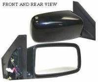 Mirrors - Mitsubishi - Kool Vue - 02-05 MITSUBISHI LANCER MIRROR RH, Power, Foldable-Black, ES Model, Sedan