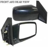 Mirrors - Mitsubishi - Kool Vue - 04-05 MITSUBISHI LANCER MIRROR RH, Manual, Foldable-Black, ES Model, Sedan