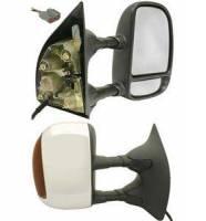 Mirrors - Ford - Kool Vue - 03-06 FORD F250/F350 SUPER DUTY MIRROR RH, Power Heated w/ Signal, Chrome