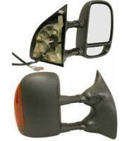 Mirrors - Ford - Kool Vue - 03-06 FORD F250/F350 SUPER DUTY MIRROR RH, Power Heated w/ Signal, Textured