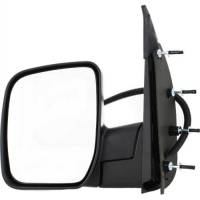 Mirrors - Ford - Kool Vue - 07-08 FORD ECONOLINE VAN MIRROR LH, Power, Manual Folding, Textured