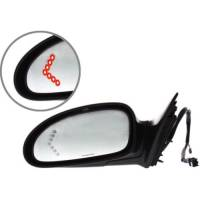 Mirrors - Buick - Kool Vue - 03-05 BUICK LESABRE MIRROR LH, Power, Heated, Manual Folding, Paint To Match, w/ Signal Glass, w/ Memory