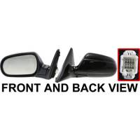 Mirrors - Audi - Kool Vue - 96-99 ACCURA INTEGRA MIRROR LH, 2-Door, Power, Except RS Model (Door Panel May Need to be Modified)