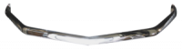 Key Parts Classic Truck Bumpers - Ford - Key Parts - 69-70 Ford Mustang Front Bumper