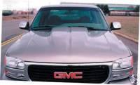 Reflexxion Cowl Induction Hoods - Reflexxion Chevy & GMC Truck Cowl Induction Hoods - Reflexxion - 99-06 GMC Sierra 1500, 2500, 3500 HD Truck Reflexxion Steel Cowl Induction Hood #703600