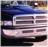 Reflexxion Cowl Induction Hoods - Reflexxion Dodge Truck Cowl Induction Hoods - Reflexxion - 94-01 Dodge Ram 1500, 94-02 Dodge Ram 2500 3500 Truck Reflexxion Steel Cowl Induction Hood #701800