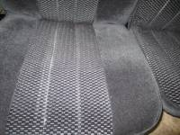 DAP - 73-79 Ford Full Size Truck C-200 Black Cloth Triway Seat - Image 4
