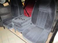 DAP - 73-79 Ford Full Size Truck C-200 Black Cloth Triway Seat - Image 5
