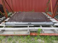 04-08 Ford F-150 5.5ft Eagle Gray Truck Bed Cover Lid - Image 4