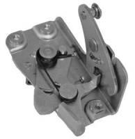 Door Parts - Chevy - Kay Parts - 52-55 CHEVY/ GMC C-10 3100/3600 DOOR LATCH  LH Drivers Side ASSY 1ST DESIGN