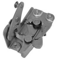 Door Parts - Chevy - Kay Parts - 52-55 CHEVY/ GMC C-10 3100/3600 DOOR LATCH RH Passangers Side ASSY 1ST DESIGN