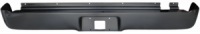 04-11 Ford F150 Rear Roll Pan with licence plate