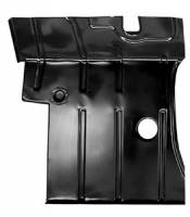 Floor Pan - Chevy - Key Parts - 55-59 CHEVY/GMC C-10 Truck LH Drivers Side CAB FLOOR