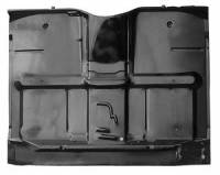 Floor Pan - Chevy - Key Parts - 67-72 CHEVY/GMC C-10 Truck CAB FLOOR PANEL ASSEMBLY