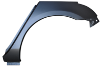 04-09 Jeep Wrangler LH Drivers Side Rear Wheel Arch