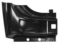 Rocker Panels - Ford - Key Parts - 99-07 FORD F-250/F-350 Super Duty Regular, Super, & Crew Cab RH Passengers Side Rear LOWER DOOR PILLAR