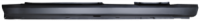 Rocker Panels - Cadillac - Key Parts - 97-01 Cadillac Catera LH Drivers Side Rocker Panel