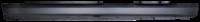 Rocker Panels - Cadillac - Key Parts - 97-01 Cadillac Catera LH Drivers Side Rocker Panel
