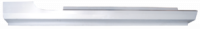 Rocker Panels - Dodge - Key Parts - 87-94 Dodge Shadow 2 Door Slip On RH Passengers Side Rocker Panel