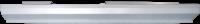 Rocker Panels - Dodge - Key Parts - 87-94 Dodge Shadow 4 Door Slip On RH Passengers Side Rocker Panel