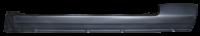 Rocker Panels - Mercury - Key Parts - 85-89 Mercury Merkur XR4TI LH Drivers Side Rocker Panel w/ Sideplate
