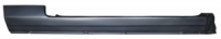 Rocker Panels - Mercury - Key Parts - 85-89 Mercury Merkur XR4TI RH Passengers Side Rocker Panel Sideplate