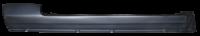Rocker Panels - Mercury - Key Parts - 85-89 Mercury Merkur XR4TI RH Passengers Side Rocker Panel Sideplate