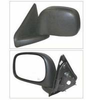 Mirrors - Dodge - Kool Vue - 02-04 DODGE RAM PICKUP  LH MIRROR, MANUAL